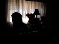 creepy living room. | Flickr - Photo Sharing!