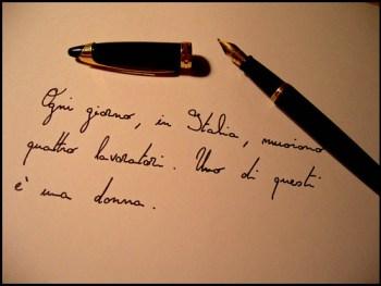 """""""Perchè non basta piangere qualche giorno"""", di Luca Candini"""