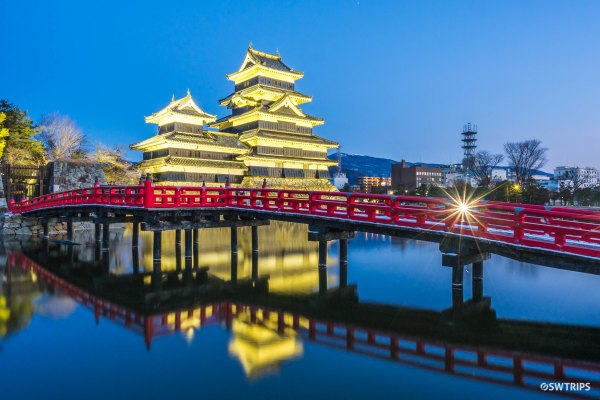 Matsumoto Castle at Night - Matsumoto, Japan.jpg