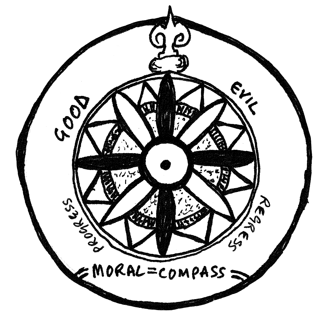 Moral Compass Flickr