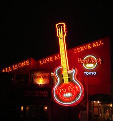Hard Rock - Tóquio Japão