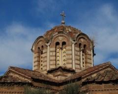 Byzantine Church - Agora Athens