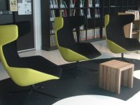 more funky, comfortable chairs in DOK | Flickr - Photo ...