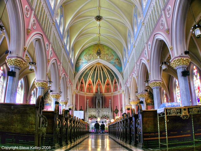 Churches Inside A Gallery On Flickr