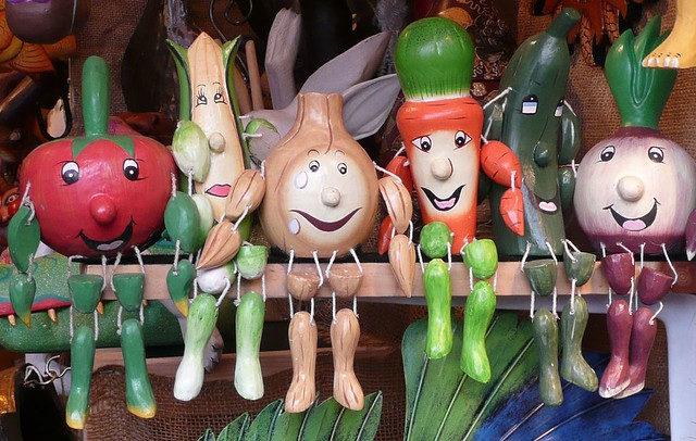 Vegetable People Flickr Photo Sharing
