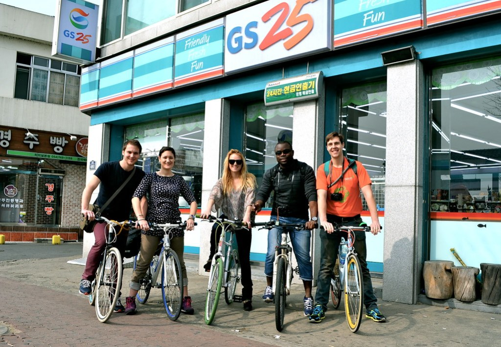 Gyeongju Bicycle Day 07