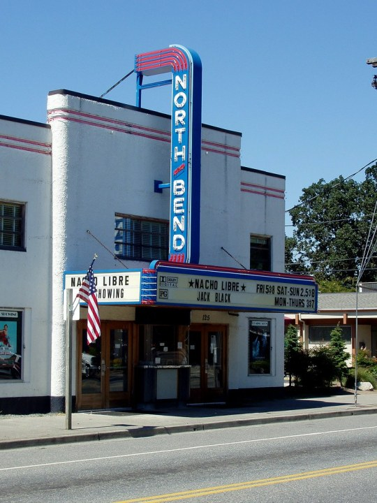 North Bend Theatre - North Bend, Washington U.S.A. - December 27, 2007