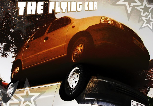 The Flying Car..