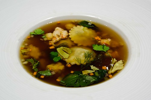 Wild Maine Lobster Consomme