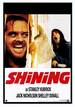 The Shining - Movie Poster