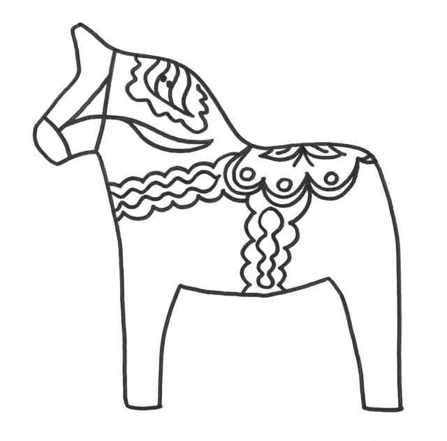 Swedish Embroidery Patterns