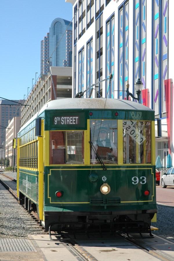 Trolley Charlotte NC