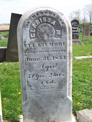 Clarissa M. Gilmore