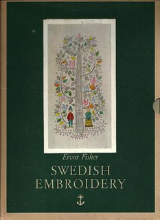 Eivor Fisher, Swedish Embroidery