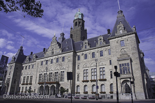 Stadhuis van Rotterdam
