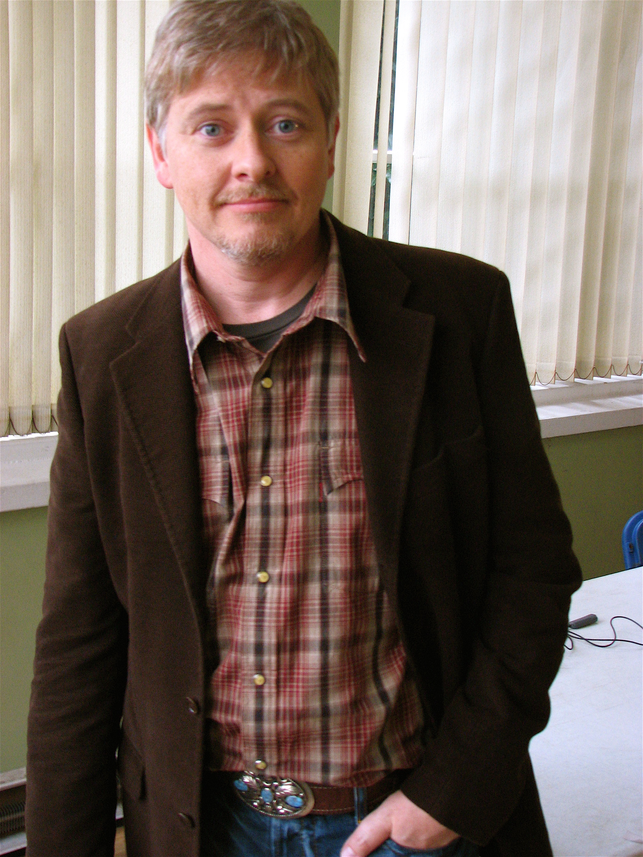 Dave Foley, Who Voiced Flik And Lives In A Van