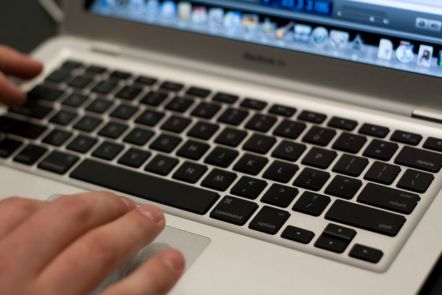 Macbook Air Keyboard - Macworld 2008