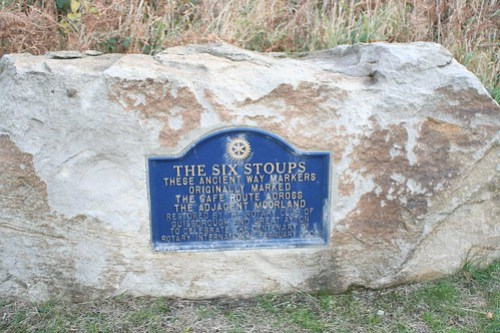 Six Stoups Standing Stones