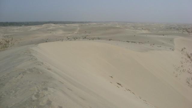 Taklamakan Desert definitionmeaning