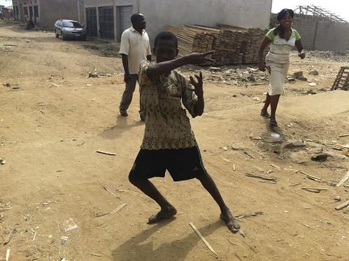The Kids of Deidei Lumberyards - Abuja Nigeria by Jujufilms