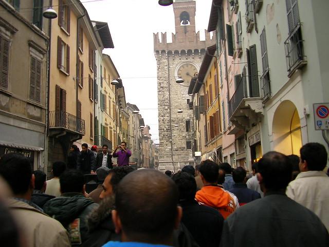 Immigrazione Brescia 24 feb 07