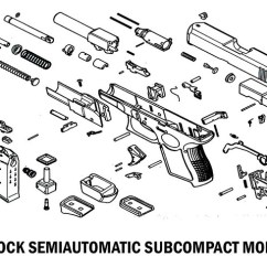 Glock 23 Disassembly Diagram 1986 Chevy Truck Wiring 27 Breakdown ~ Elsavadorla
