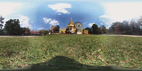 ภาพ 360 องศา จากวัดป่าสว่างบุญ จ.สระบุรี