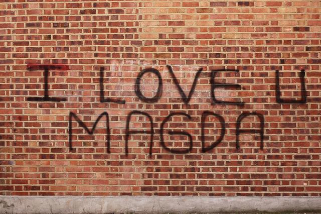 I Love U Magda #1