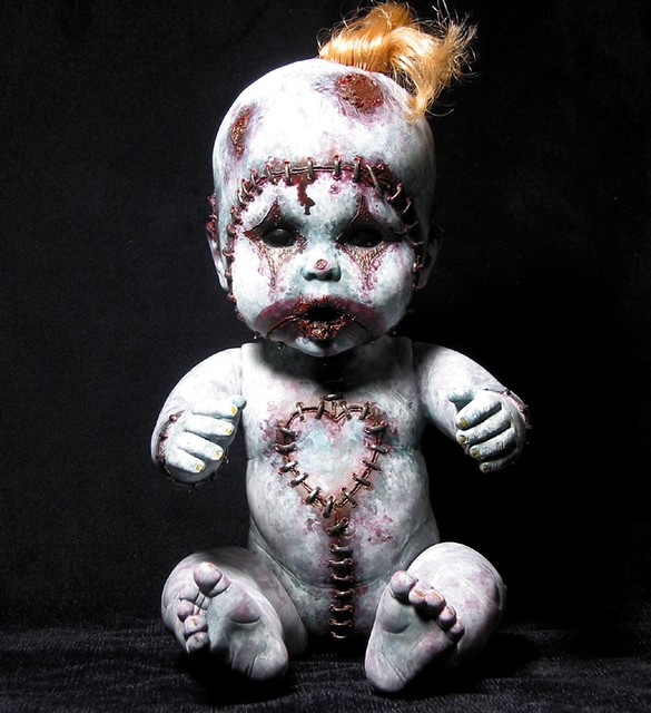 Evil Baby Clown Flickr Photo Sharing!