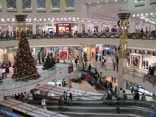 City Centre shopping mall, Dubai by Bhakti Dharma - Amsterdam CC Flickr