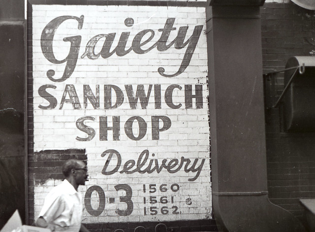 Gaiety Sandwich Shop