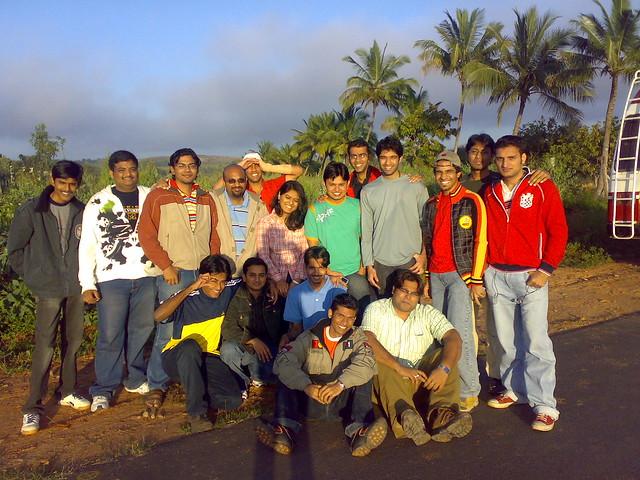Nandi Hills - Infy Group