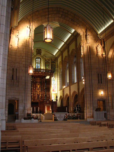 Leeds Cathedral Interior Flickr Photo Sharing