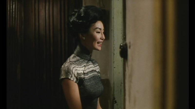 ウォン・カーウァイ監督「花様年華」の旗袍は ウィリアム・チャン がデザインした。