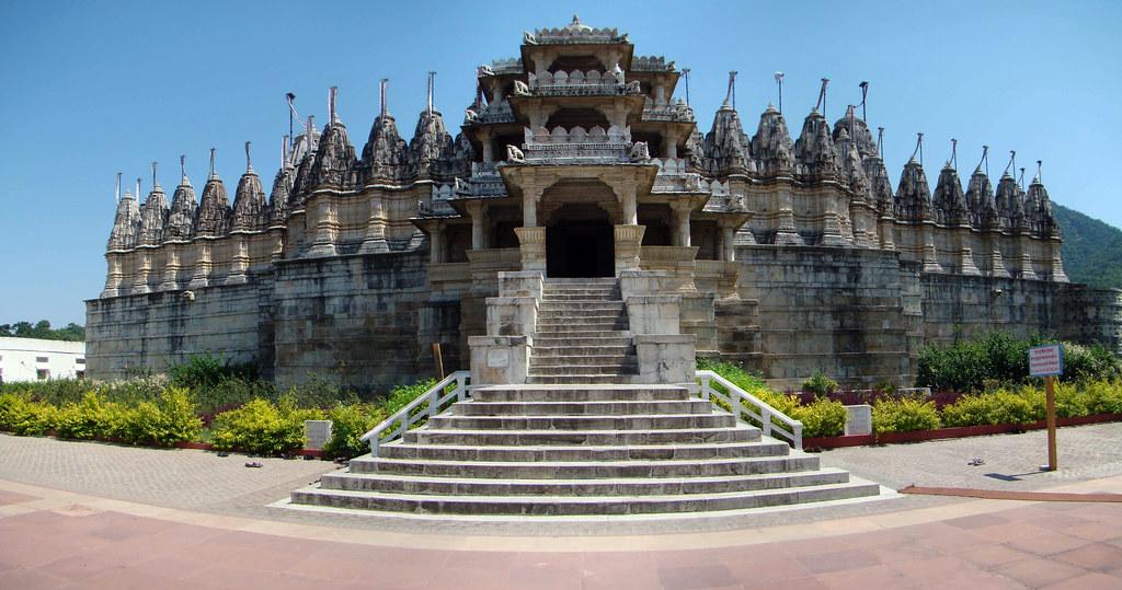 India Templo Jaina Ranakpur 10