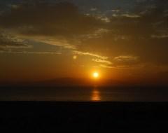 Sunset near Ephesus - Turkey