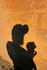 Shadow Self-Portrait