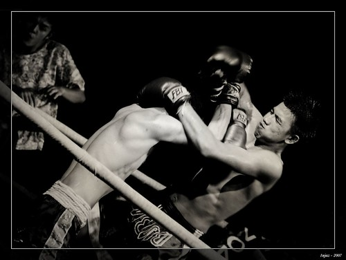 Thai Boxing - I