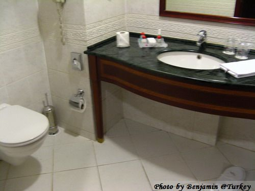 Turkey883--伊斯坦堡_Grand Cevahir Hotel