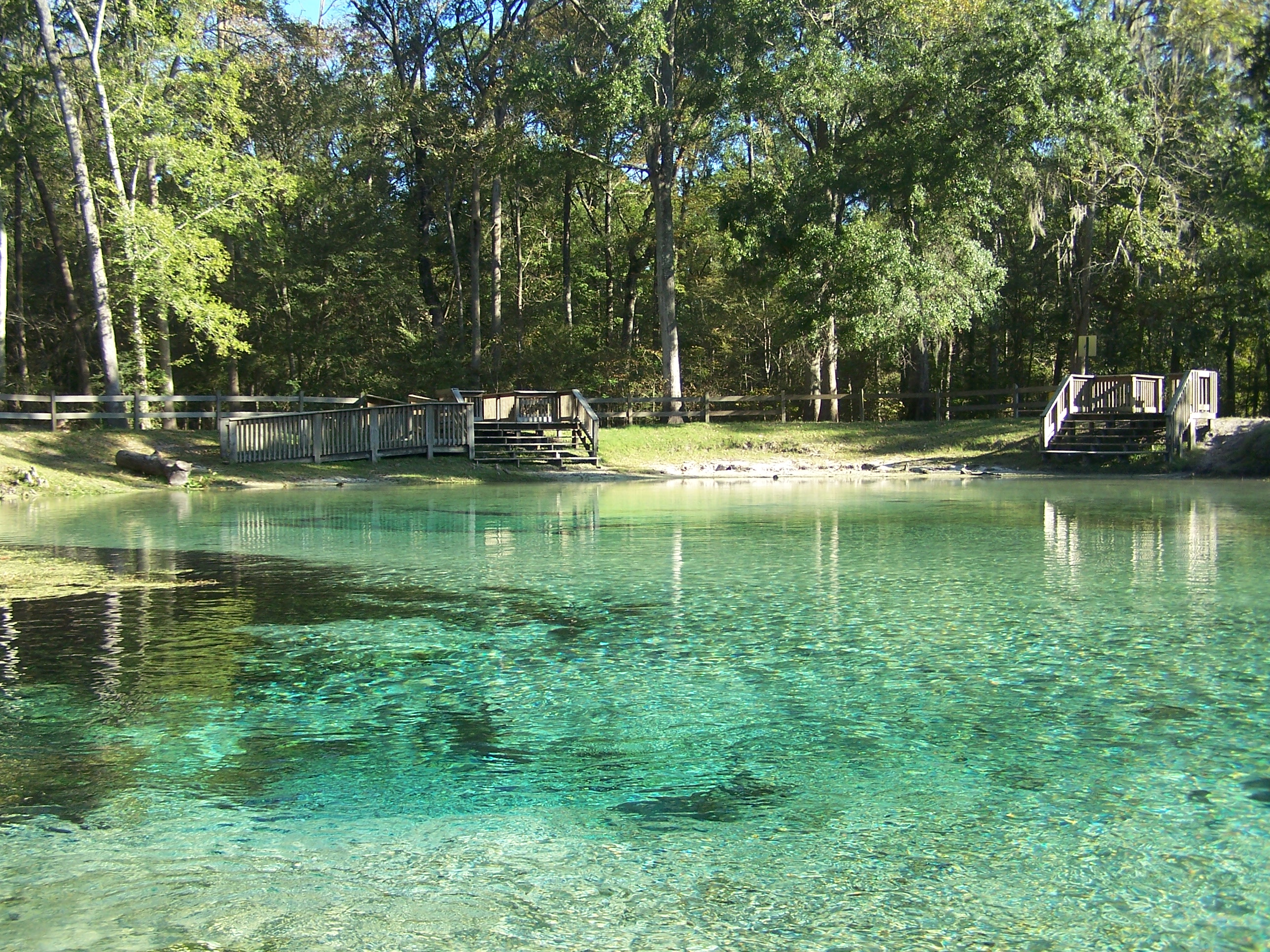 Rum Island Spring Columbia County FL  Explore
