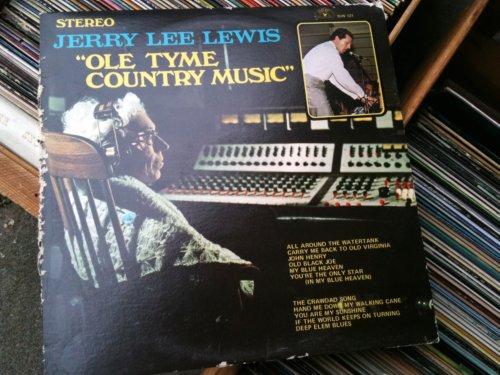 Grandma likes Jerry Lee Lewis
