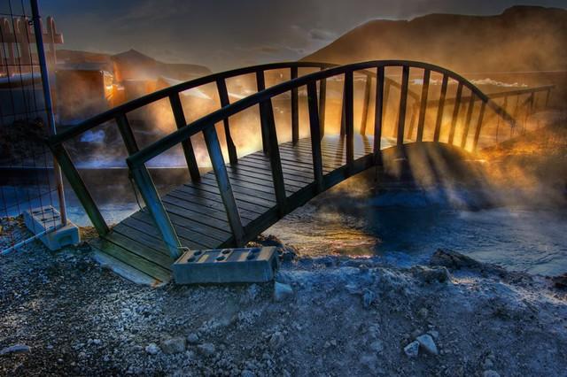 The Perilous Bridge ...