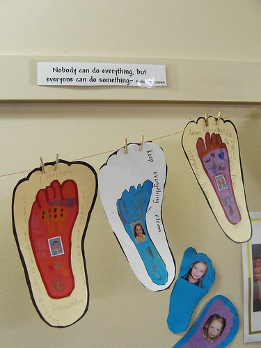 unity feet installation 6