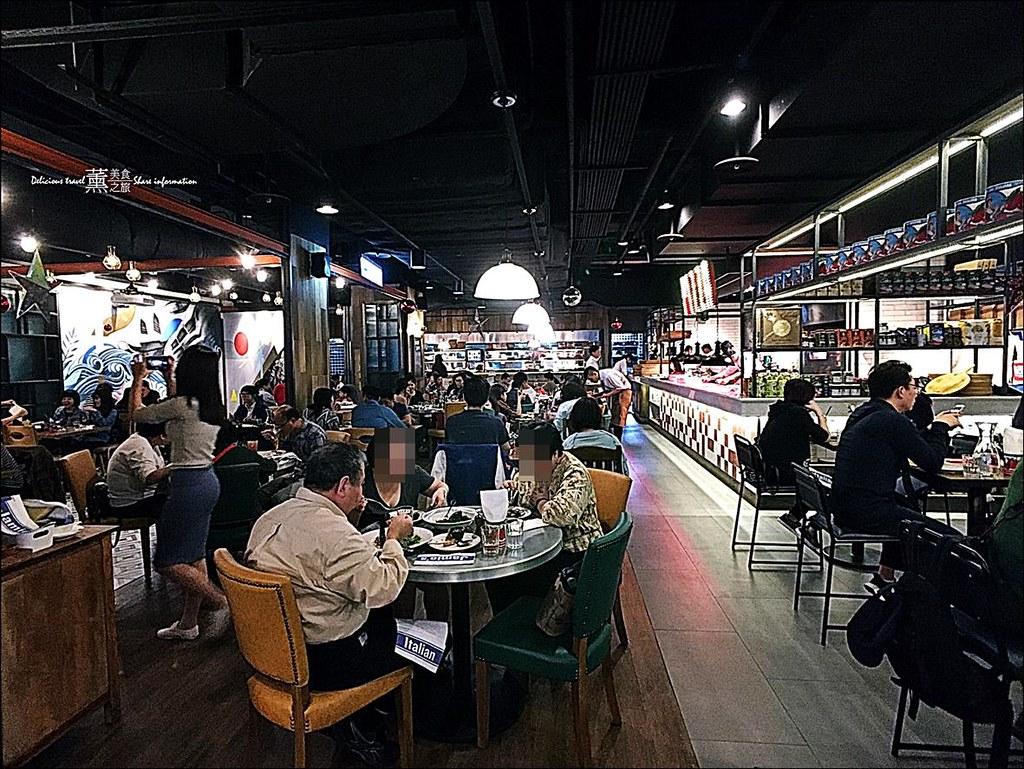 「臺北信義區美食」Jamie's Italian-傑米奧利佛的義大利餐廳,英國名廚Jamie Oliver-義式料理,臺北信義新天地 ...