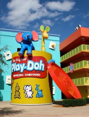 1960s Play-Doh