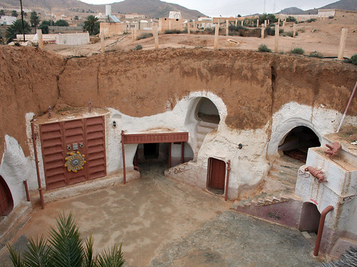 Hotel Sidi Driss - Skywalker's childhood home