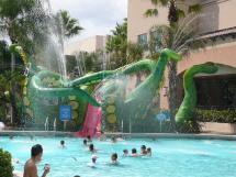 Orlando Gaylord Palms Hotel Octopus Pool