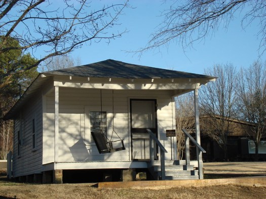 Elvis' Home, Tupelo MS