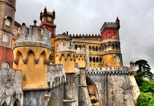 Palacio da Pena, Sintra, Portugal