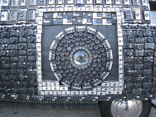 Camera van (Maker Faire)